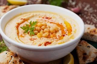Hummus di ceci: la ricetta della salsa libanese