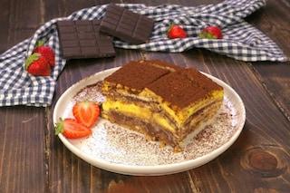 Torta mattonella: la ricetta del dolce dell'infanzia semplice e goloso