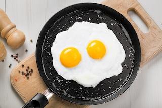 Uova all'occhio di bue: la ricetta per prepararle alla perfezione