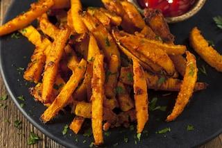 Zucca fritta: la ricetta del contorno veloce e croccante