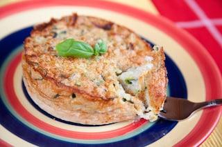 Tortino di patate e zucchine: la ricetta sfiziosa al forno