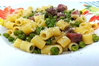 Pasta e piselli alla napoletana: la ricetta tradizionale