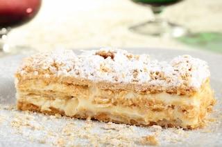 Millefoglie alla crema: la ricetta per un dolce inconfondibile
