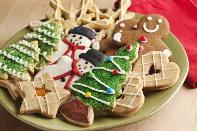 Biscotti Classici Di Natale.Biscotti Di Natale 10 Ricette Semplici E Golose