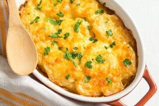 Gratin di patate: la ricetta del secondo piatto sfizioso e saporito