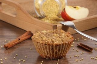 Muffin allo yogurt con mele e cannella: la ricetta del dolce soffice e goloso