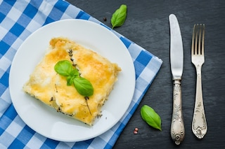 Lasagne alla ricotta: la ricetta del primo piatto dal sapore delicato