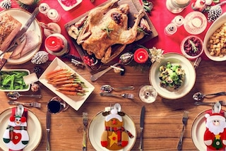 Segnaposti natalizi: 8 idee per decorare la tavola