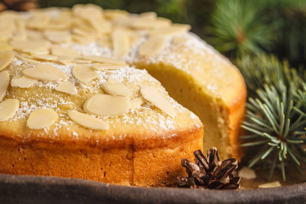 Ricetta della torta alla zucca gialla