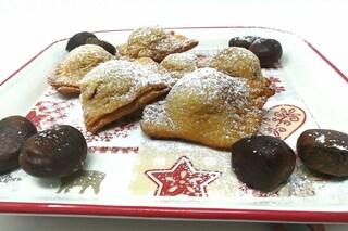 Calzoncelli di castagne: la ricetta perfetta del dolce tradizionale campano