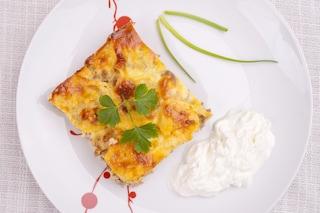 Moussaka di patate: la ricetta facile e gustosa