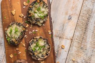 Funghi al forno: la ricetta facile e veloce