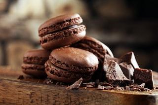 Macarons al cioccolato: la ricetta dei dolcetti sfiziosi