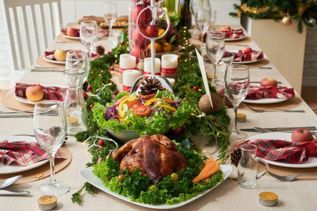 Menu Per Le Feste Di Natale.Pranzo Di Natale Le Migliori Ricette Tradizionali Per Il
