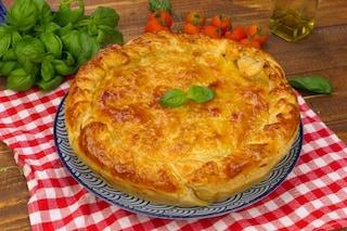 Tortino di patate e funghi: la ricetta dell'antipasto rustico e gustoso