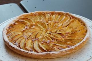 Crostata con mele e marmellata: la ricetta semplice da preparare
