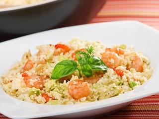 Cous cous ai frutti di mare: la ricetta del couscous originale