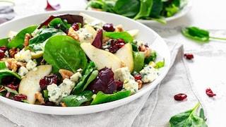 Insalate invernali: 5 ricette sane, gustose e nutrienti da preparare in poco tempo