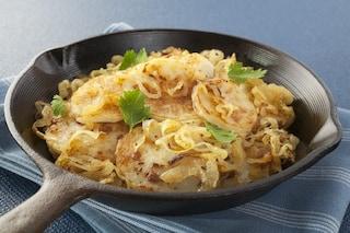 Patate e cipolle: la ricetta del contorno semplice e saporito