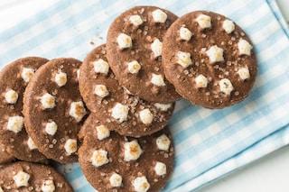 Biscotti pan di stelle: la ricetta per farli in casa