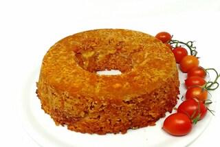 Ciambella di riso: la ricetta del delizioso primo al forno