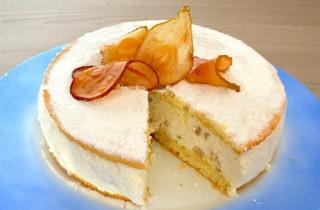 Torta ricotta e pere: la ricetta del dolce creato da Sal De Riso