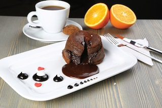 Tortino al cioccolato e arancia: la ricetta del dolcetto dal cuore caldo