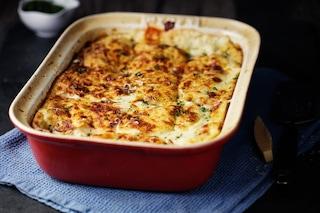 Lasagna cacio e pepe: la ricetta del primo piatto originale