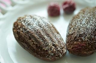 Madeleine al cioccolato: la ricetta dei dolcetti golosi