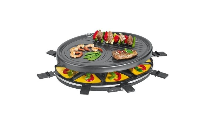 raclette grill Clatronic RG 3517