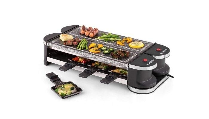 raclette grill Klarstein Tenderloin 100