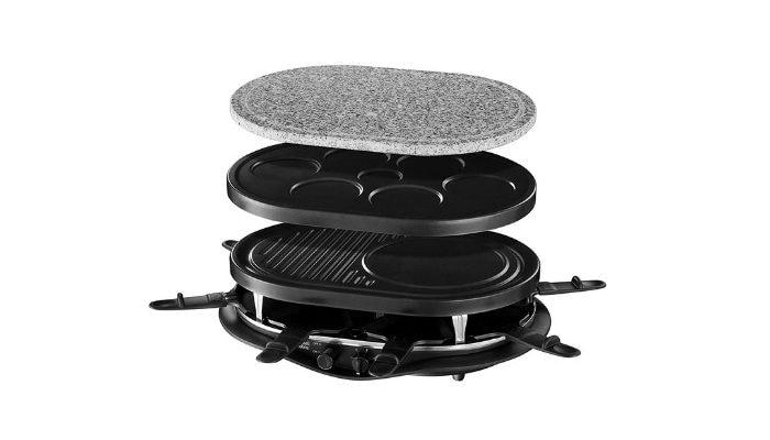 raclette grill Russell Hobbs Fiesta
