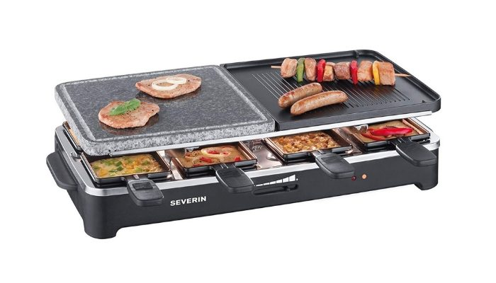 raclette grill Severin RG 2341 Raclette Party