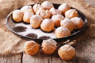 Tortelli di San Giuseppe: la ricetta dei dolcetti di carnevale fritti