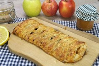 Strudel di mele con pasta fillo: la ricetta della variante croccante e golosa