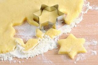 Biscotti di pasta frolla: la ricetta per farli in casa