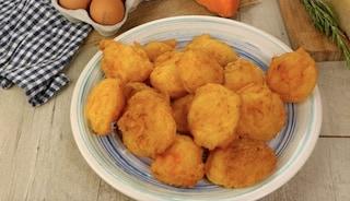 Frittelle di zucca salate: la ricetta veloce e sfiziosa senza lievitazione