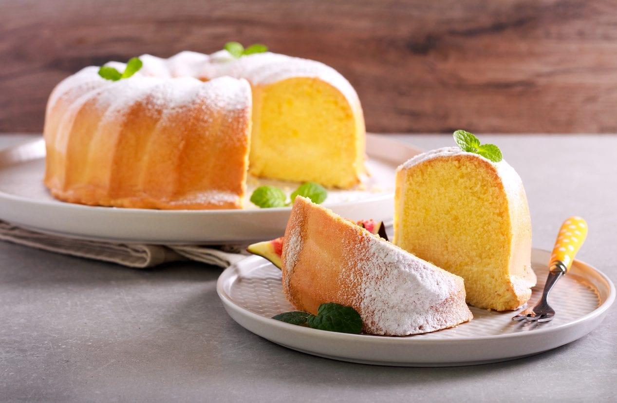 Dolci Da Credenza Bombe E Ciambelle : Ciambella al limone senza uova una delizia per il palato