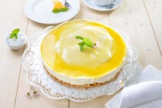 Cheesecake al mango: la ricetta del dolce fresco senza cottura