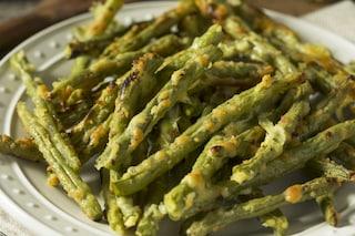 Fagiolini gratinati: la ricetta del contorno semplice e saporito