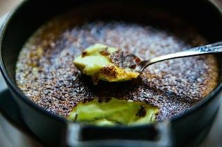 Creme brulée al pistacchio: la ricetta dal gusto deciso