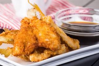 Tempura di pesce: la ricetta della pastella giapponese