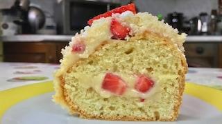 Torta mimosa alle fragole: la ricetta del dolce goloso per la festa della donna