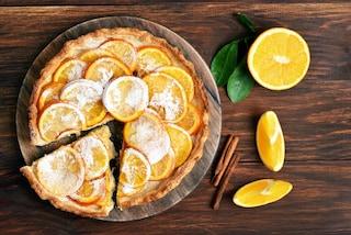Crostata all'arancia: la ricetta della torta morbida e cremosa facile da realizzare