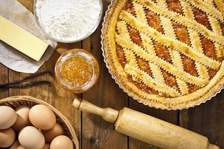5 crostate di marmellata per usare le confetture fatte in casa