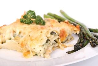Lasagne agli asparagi: la ricetta del primo piatto primaverile cremoso