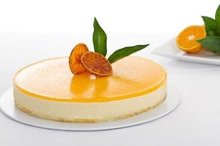 Cheesecake all'arancia: la ricetta del dolce fresco e veloce
