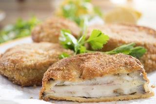 Cordon bleu di melanzane: la ricetta che rivisita il piatto d'Oltralpe