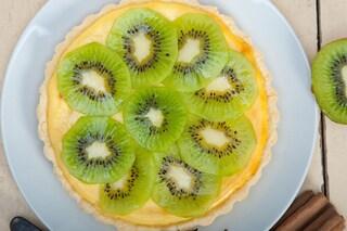 Torta ai kiwi: la ricetta del dolce soffice e delizioso