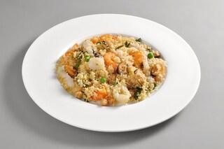 Cous cous di pesce e verdure: la ricetta del primo piatto leggero e saporito